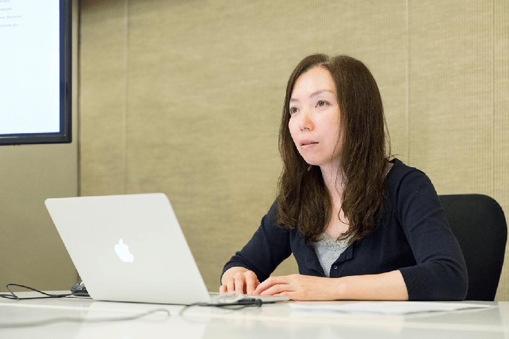 ロクナナワークショップ 山本麻美のiPhoneアプリデザイン入門講座